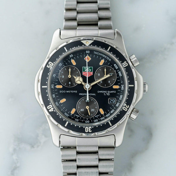 TAG HEUER 2000 Professional 570.206 Chronograph