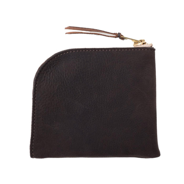 Zip Wallet (Horween Horse Leather) Choco