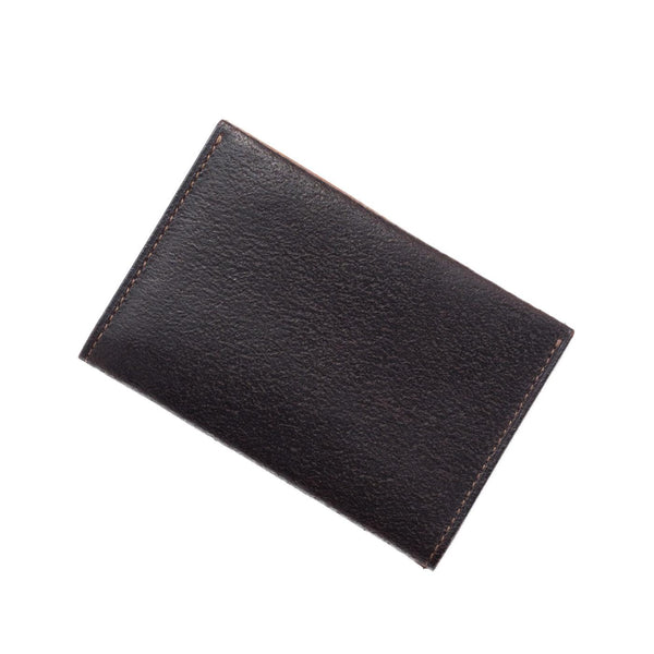 Horween Horse Leather Card Case