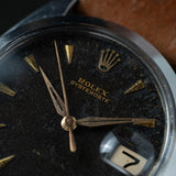 ROLEX Oysterdate Precision 6694 Gilt Dial 1960s