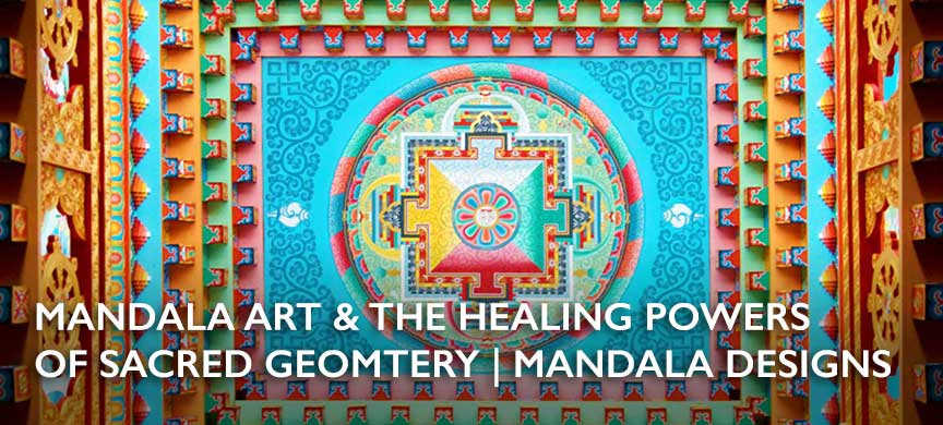 mandala art sacred geometry