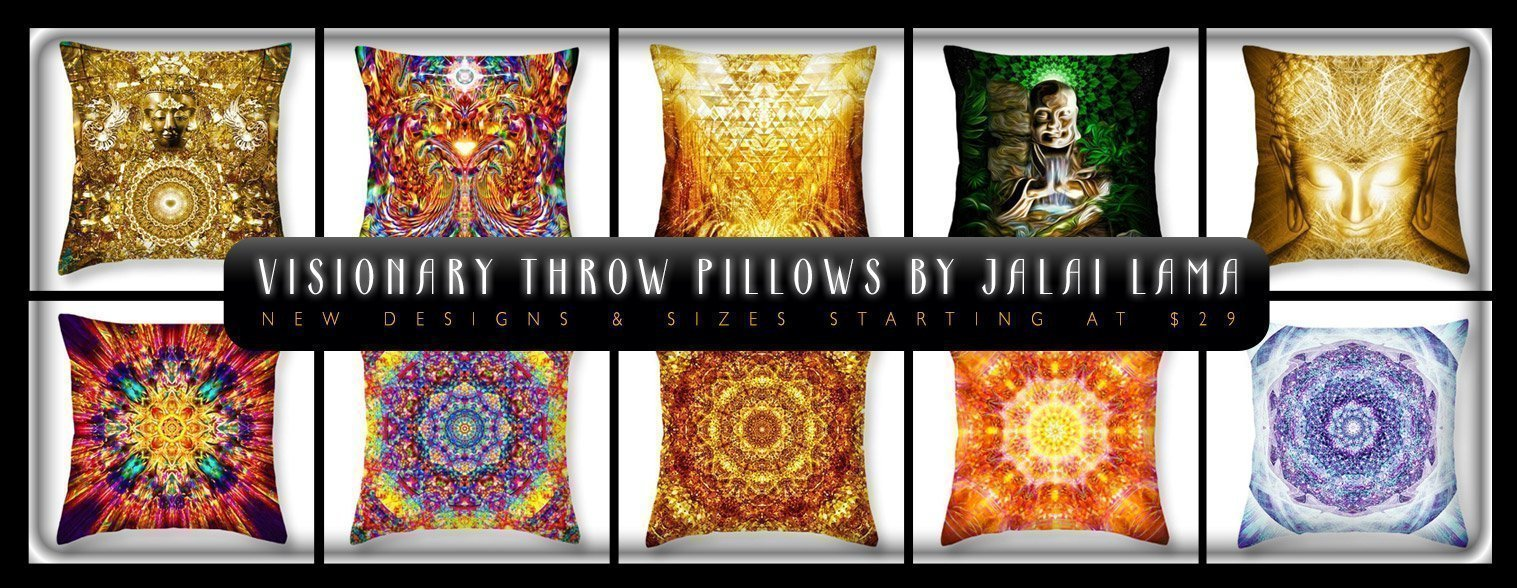 oversized throw pillows