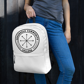 Community Greendale Logo Backpack