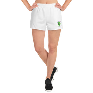 Roswell Crashdown Cafe Women's Athletic Short Shorts