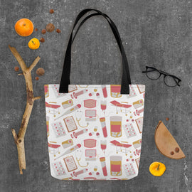 Cute Doctor Tote Bag Medical School Gift