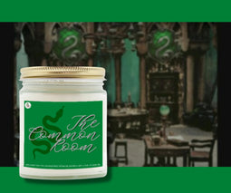 Slytherin Common Room Candle