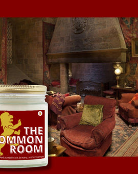 Harry Potter Candle Gryffindor Candle Gryffindor Common Room