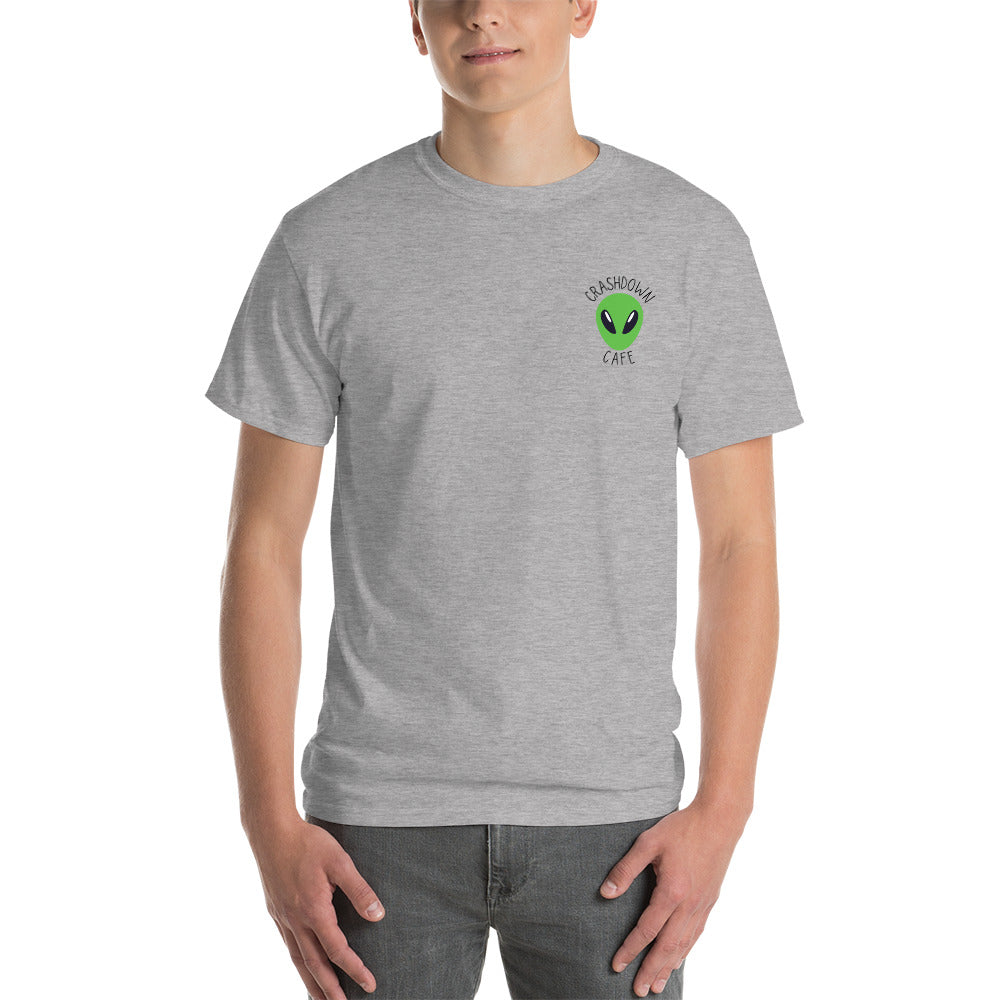 Roswell Crashdown Cafe Short Sleeve T-Shirt