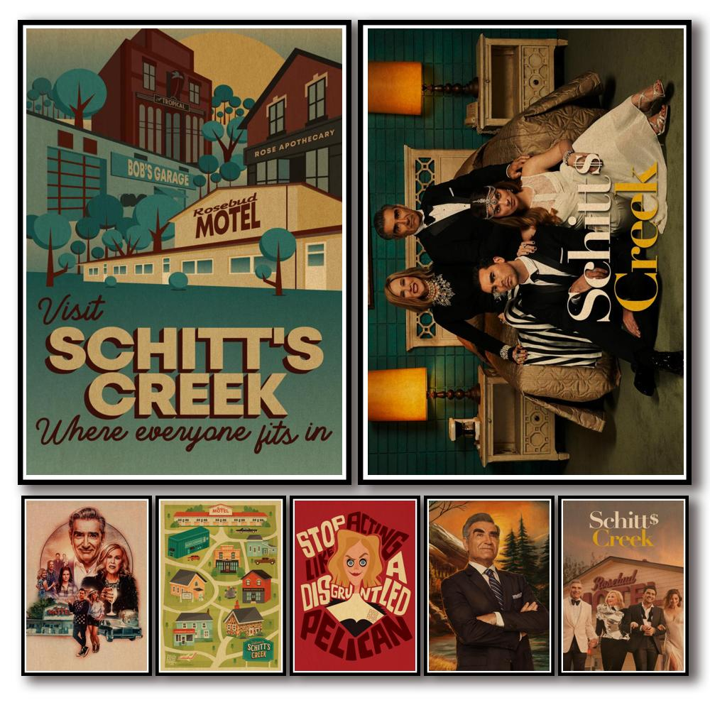 Schitt's Creek Wall Art