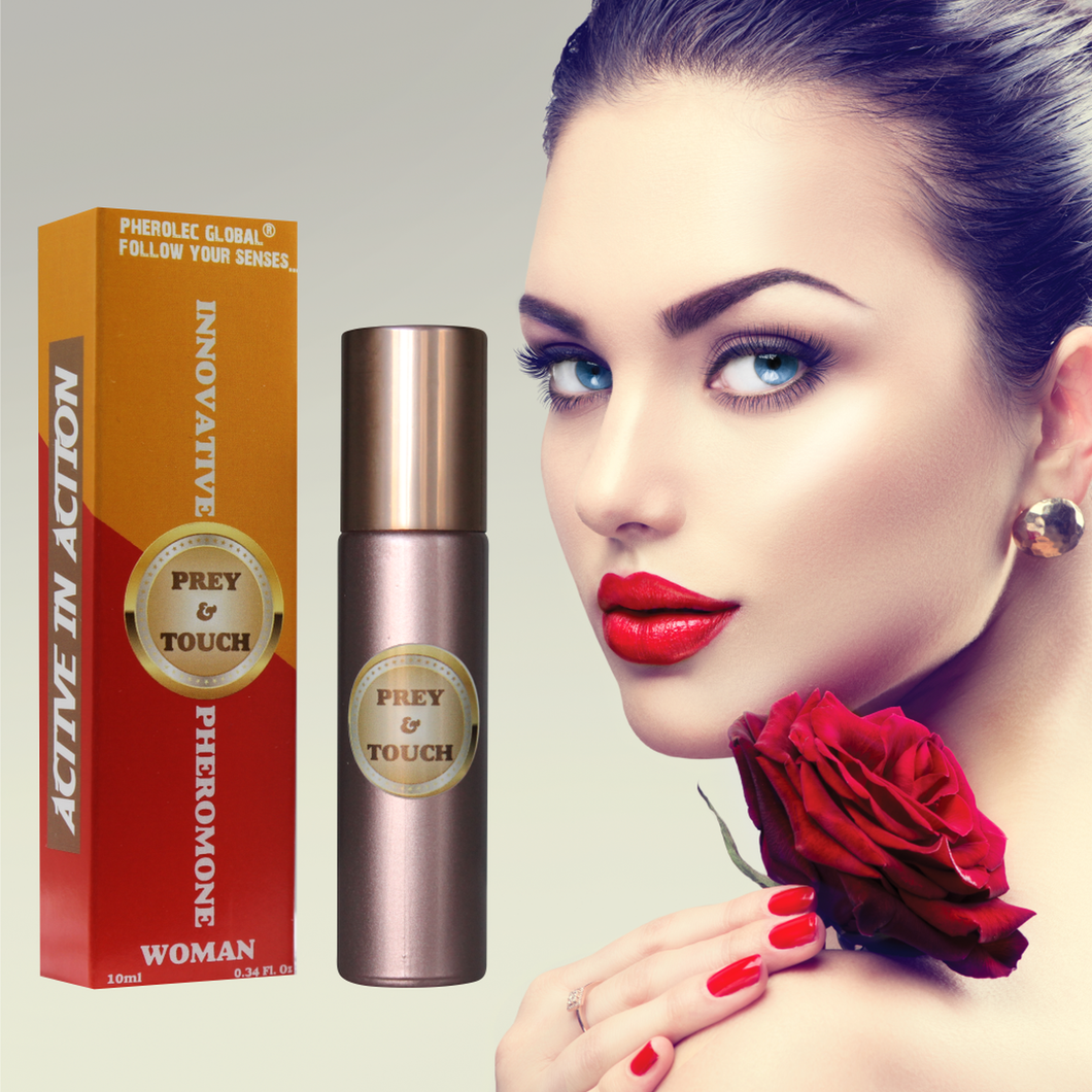 innovative pheromone formula prey&touch woman attract handsome men essential oils pheromones aphrodisiacs