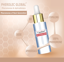 Load image into Gallery viewer, Pheromones of next generation aphrodisiacs pherolec global 100% pheromone for women