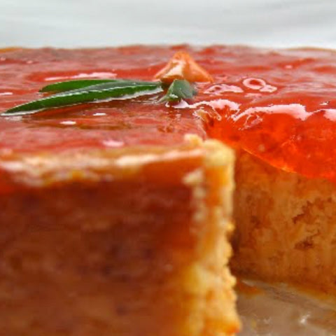 Pepper Jelly Cheesecake Recipe   Rocque The House Pepper Jelly