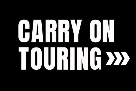 Carry on Touring – Real People, Real Lives, Real Jobs