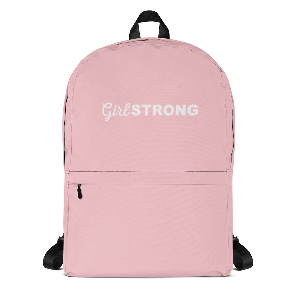 THE ESSENTIAL EVERYWHERE BACK PACK BRIGHT PINK