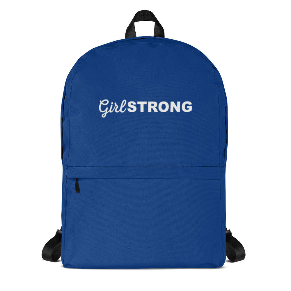 THE ESSENTIAL EVERYWHERE BACK PACK BLUE