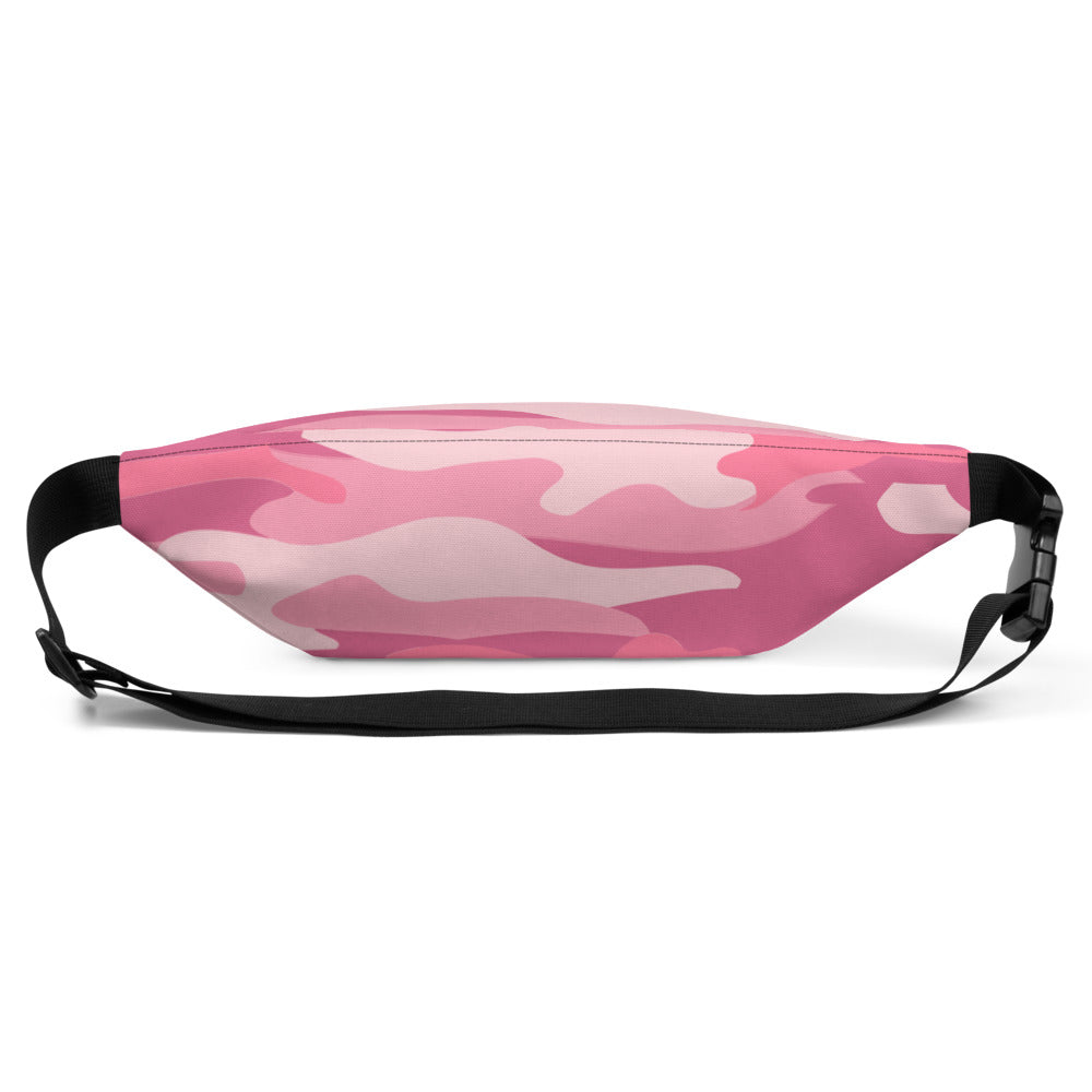EVERYDAY ESSENTIALS, THE PERFECT BELT BAG PINK CAMO