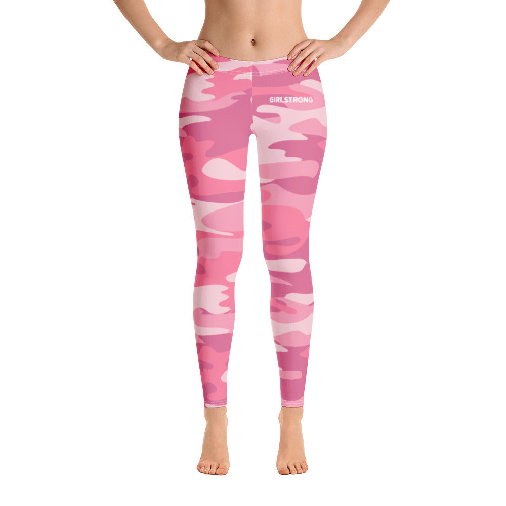 ELEVATED ESSENTIALS, THE PERFECT LEGGING PINK CAMO