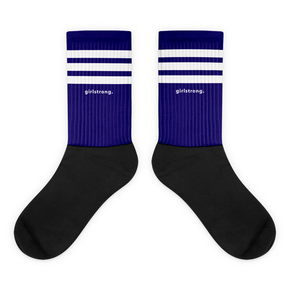 EVERYDAY ESSENTIALS, THE PERFECT SOCKS BLUE