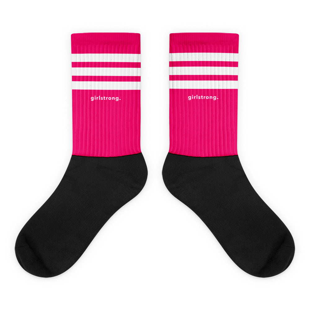 EVERYDAY ESSENTIALS, THE PERFECT SOCKS PINK