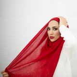 Everyday Hijab Red