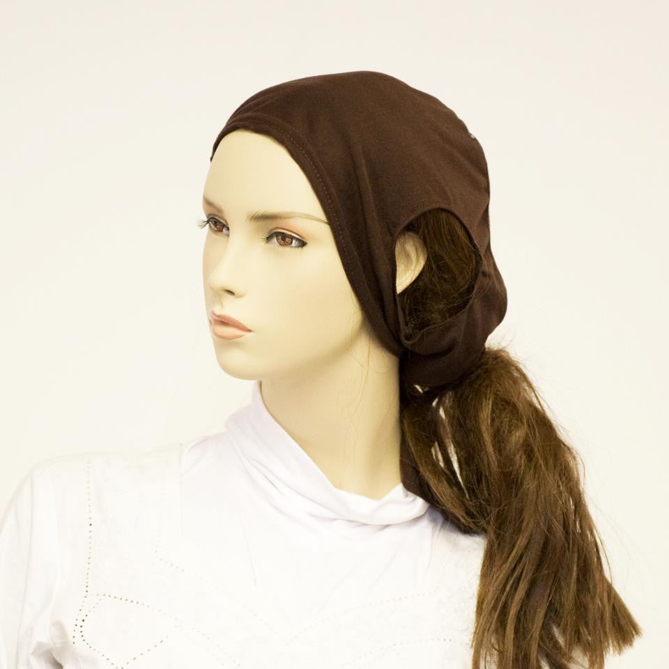 Brown Earhole Underscarves