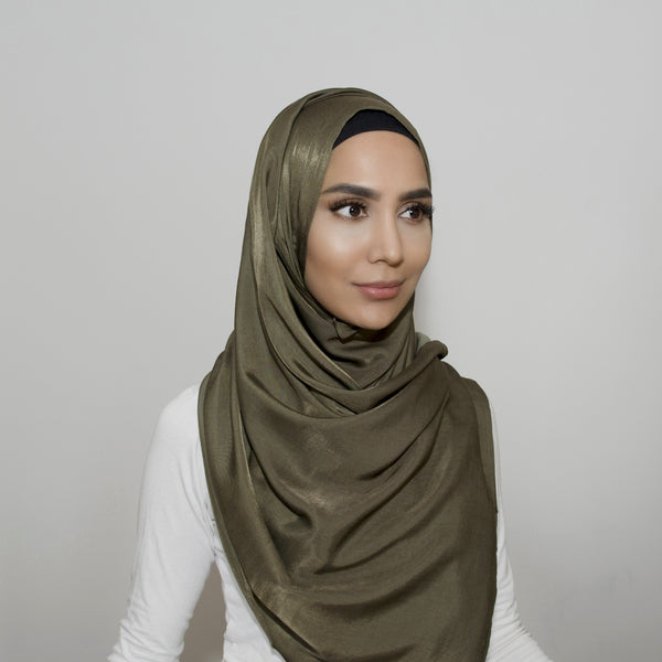 Glam Forest Hijab