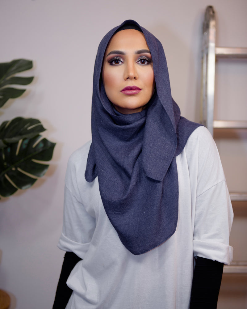 Denim - Urban Mini Hijab