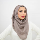 Everyday Hijab Brown