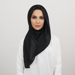 Everyday Hijab Black
