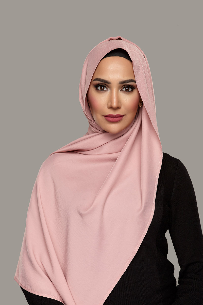 Blush Pink - Day Glam Hijab