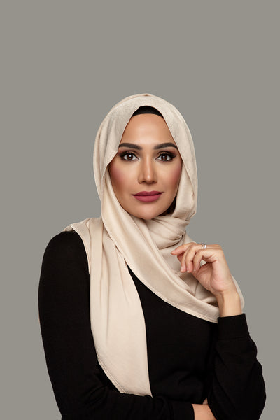 Classic Nude - Day Glam Hijab