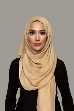 Dark Blonde - Glam Hijab