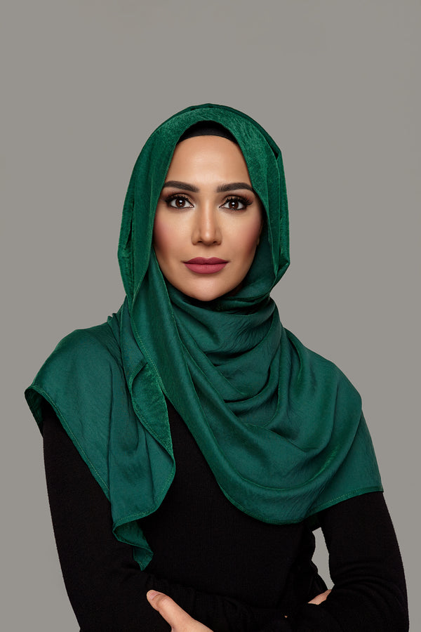 Emerald Green - Glam Hijab
