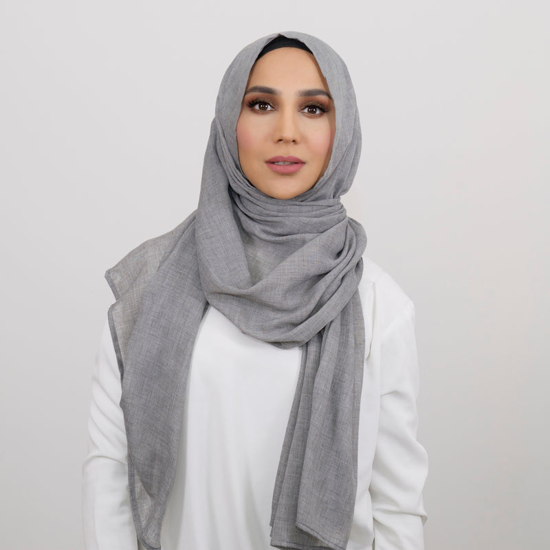 Everyday Hijab Grey