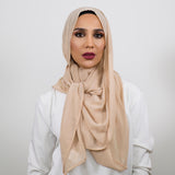 Natural Nude Hijab