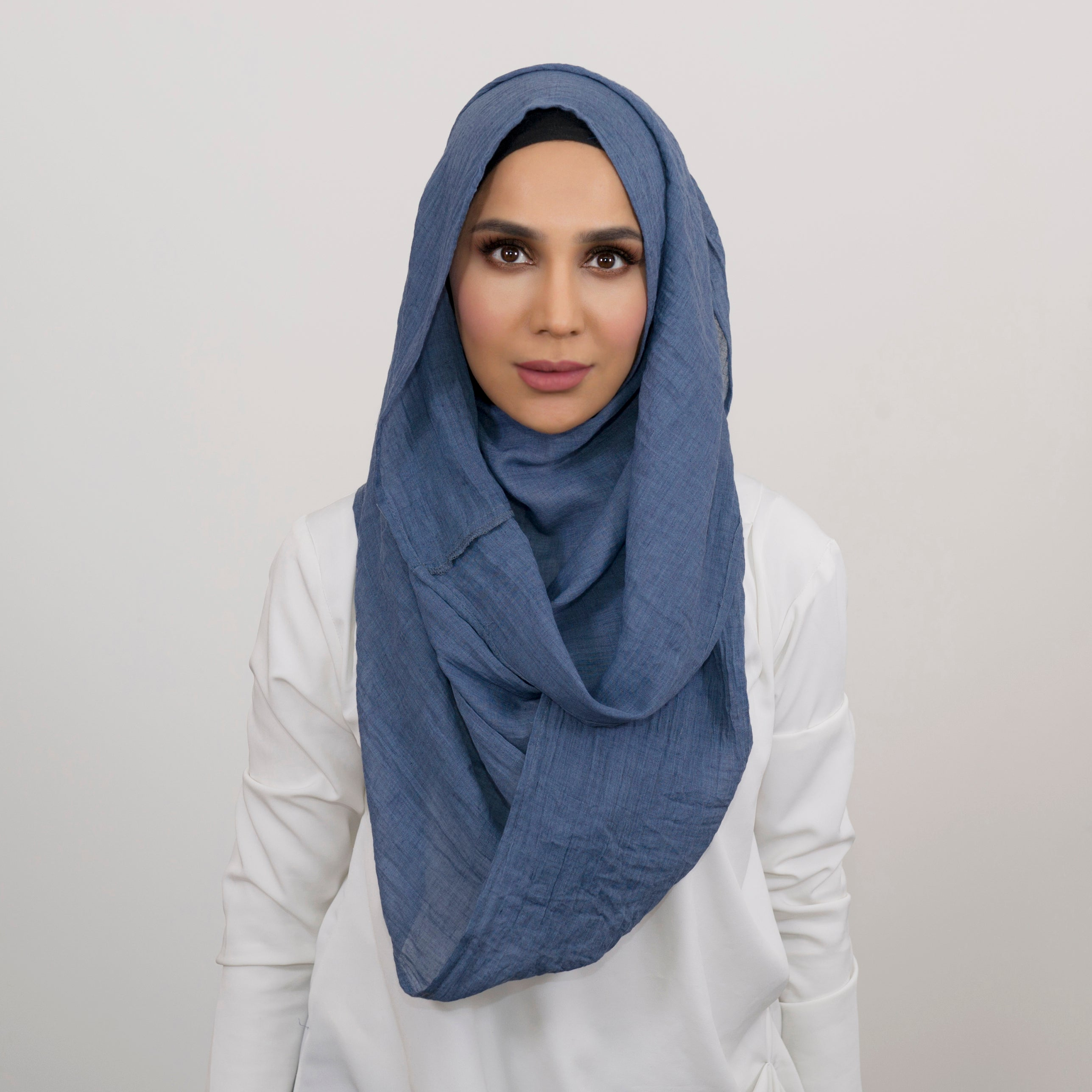Everyday Hoojab Denim Blue