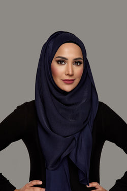 Nighttime Navy - Glam Hoojab