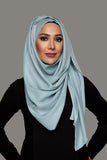 Stonewash Blue - Day Glam Hoojab