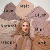 Earth Nude Hijab