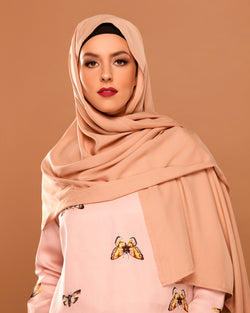Fudge - Chocolate Hijab