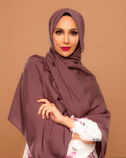 Milk - Chocolate Hijab