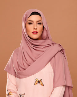 Strawberry Praline - Chocolate Hijab