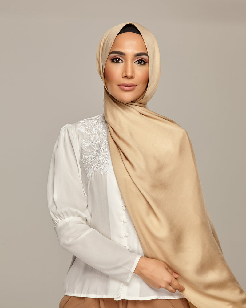 Chai - Tea Party Hijab