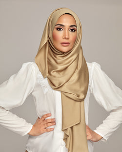English - Tea Party Hijab