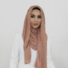 Smooth Caramel Hijab