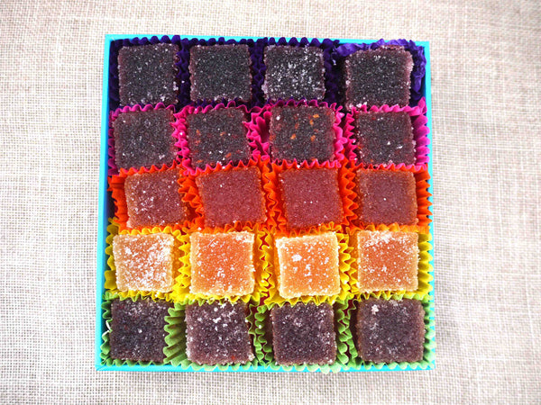 Pate de Fruits - Gorvett & Stone - 1