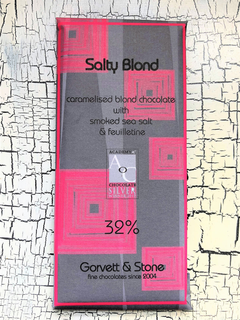 Salty Blond Bar