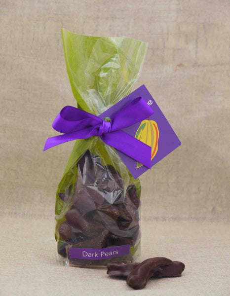 Pear in Dark Chocolate - Gorvett & Stone