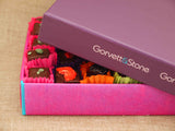 Dark Chocolate Selection Box - Gorvett & Stone - 2