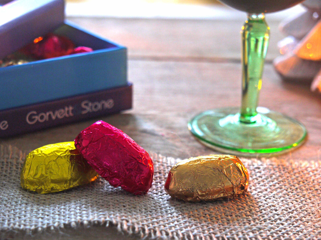 Traditional Chocolate Liqueurs